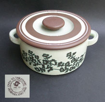HORNSEA PRELUDE LIDDED CASSEROLE DISH/ VEGETABLE TUREEN