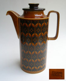 HORNSEA HEIRLOOM COFFEE POT 1960S