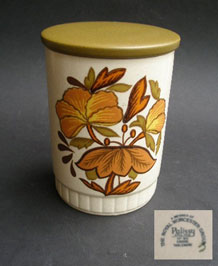 PALISSY KISMET  STORAGE  POT