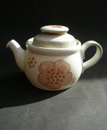 DENBY GYPSY ONE PINT TEAPOT