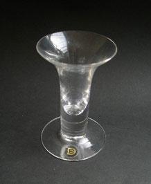 Dartington Glass Butter Dish Ft