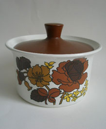 MIDWINTER ROSELANE PORTOBELLO TUREEN 1960's