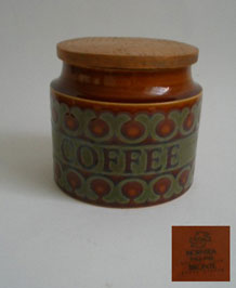 HORNSEA BRONTE COFFEE STORAGE JAR