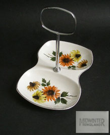 MIDWINTER DAISY TIME CONSERVE /JAM DISH