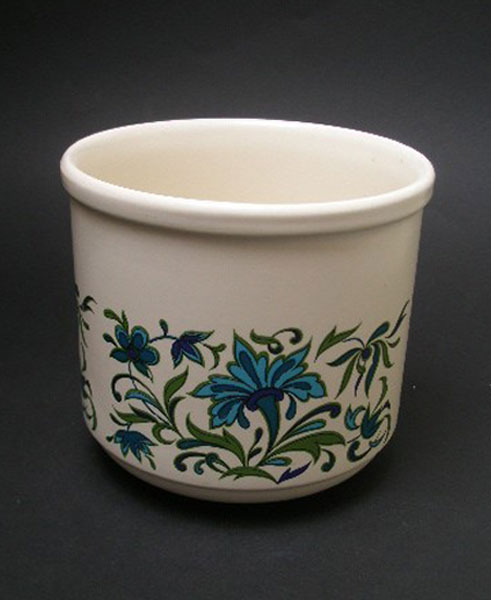 MIDWINTER SPANISH GARDEN POTTERY PLANTER DESIGNED BY JESSIE TAIT