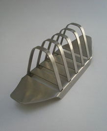 OLD HALL CAMPDEN TOAST RACK DESIGNED BY ROBERT WELCH