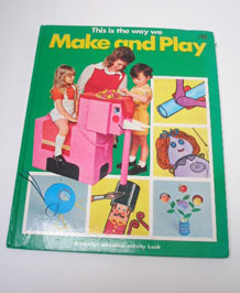 1970s HAMLYN ACTIVITY BOOK