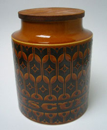 HORNSEA  HEIRLOOM BISCUIT JAR