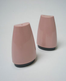 GAYDON MELMEX SALT AND PEPPER POTS