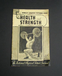 HEALTH and STRENGTH JOURNAL