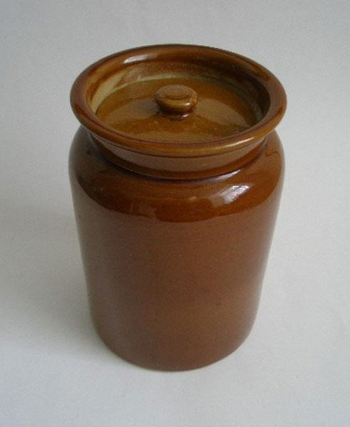 Pearsons Of Chesterfield Storage Jar A Pretty Penny